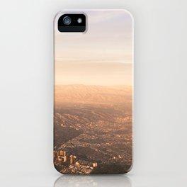 Descent iPhone Case
