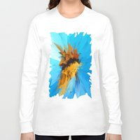 butterfly Long Sleeve T-shirts featuring Butterfly by Paul Kimble