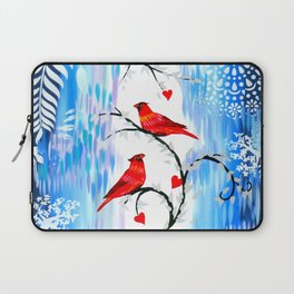 Winter With You Laptop Sleeve