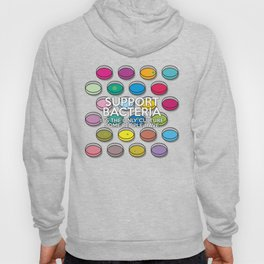 Support Bacteria Hoody