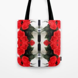 Summer Red Skulls 2012 Tote Bag