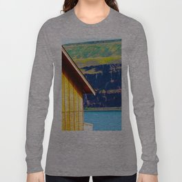 Wine Barn Riverside Long Sleeve T-shirt