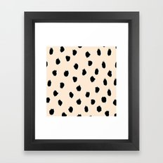 Kate Spade - Leopard Framed Art Print