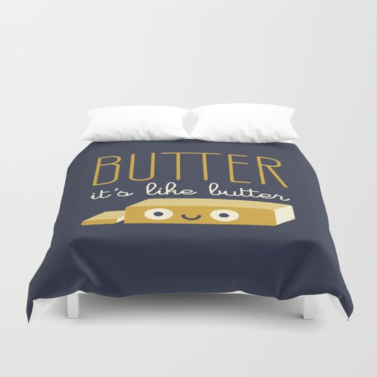 Spread the Word Duvet Cover