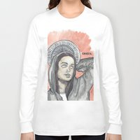 oitnb Long Sleeve T-shirts featuring Pennsatucky OITNB by Ashley Rowe