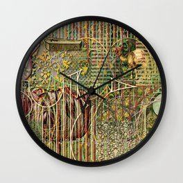 Rationalism's Demise Wall Clock