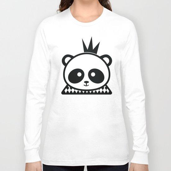 Panda Prince Long Sleeve T-shirt