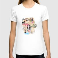 florence T-shirts featuring Florence, Italy by Olive Primo Design + Illustration