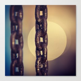 CHAIN2 Canvas Print