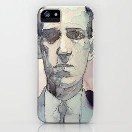LOVECRAFT iPhone Case