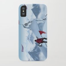 Too Late iPhone X Slim Case