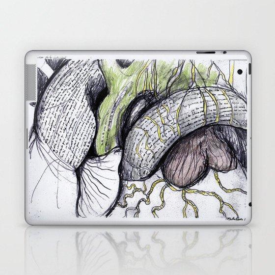 Cerca de la felicidad Laptop & iPad Skin