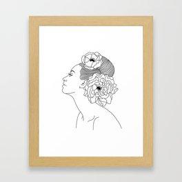 Flower no.2 Framed Art Print