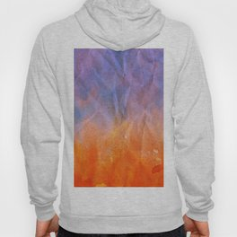 Crumpled Paper Textures Colorful P 541 Hoody