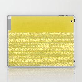Riverside(Yellow) Laptop & iPad Skin