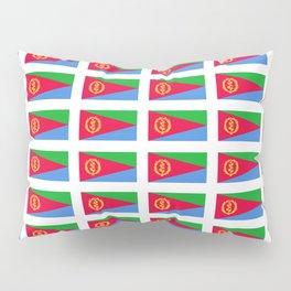 flag of Eritrea -ertirean, ኤርትራ ,إرتريا ,punt,Saba,asmara Pillow Sham