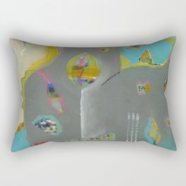 Bee Sassy Rectangular Pillow