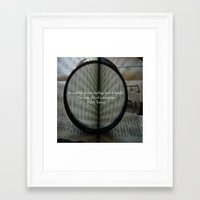 health Framed Art Prints featuring Good Health by Veronica Ventress
