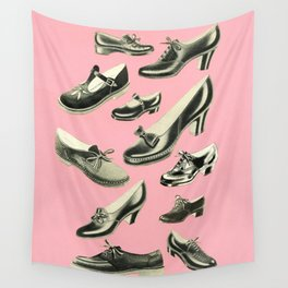 Shoe Fetish Wall Tapestry