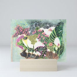 Sea Cove 2 Mini Art Print