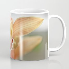 orchid flower ready to fly Coffee Mug