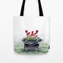 The Poem I Never Wrote Tote Bag