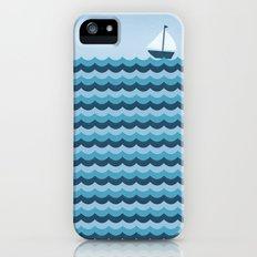 Ocean Waves iPhone (5, 5s) Slim Case
