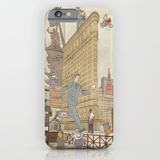 St. Petersburg Literary Map iPhone & iPod Case