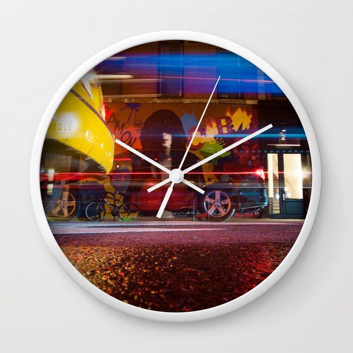 Rust Never Sleeps Wall Clock