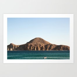 Cabo Afternoon Art Print