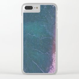 TOMBS Clear iPhone Case