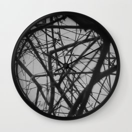 absent Wall Clock