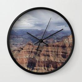Grand Canyon No. 3 Wall Clock