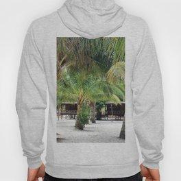 Bungalows on Palm Beach Hoody