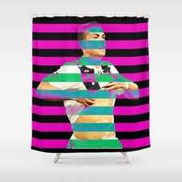 el mejor del mundo Shower Curtain