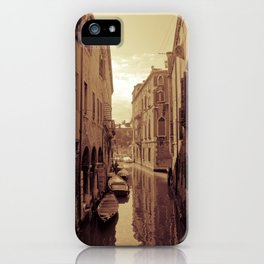 Venetian Anamnesis iPhone Case