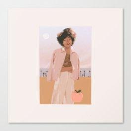Tereza Canvas Print
