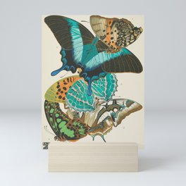 Butterfly Print by E.A. Seguy, 1925 #4 Mini Art Print
