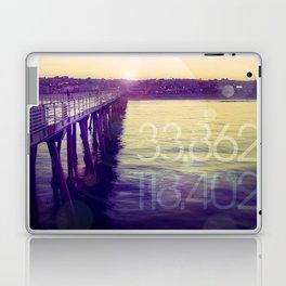 Hermosa Beach, California Laptop & iPad Skin