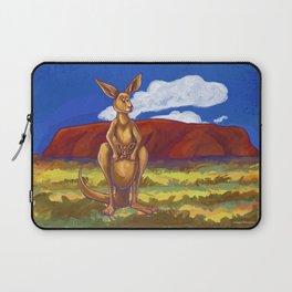 Animal Parade Kangaroo Laptop Sleeve
