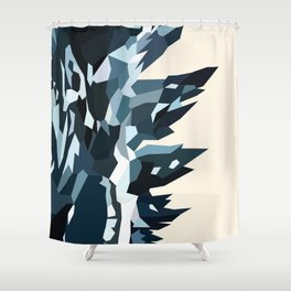 razorhack Shower Curtain