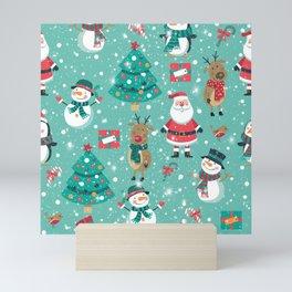Christmas Mix Mini Art Print