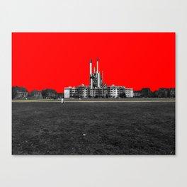 Empty (scene5) Canvas Print