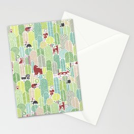 Welcome to the forest! Stationery Cards