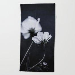 Wild Flowers 2 Beach Towel