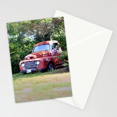 1950 Ford F100 Stationery Cards