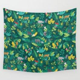 Sumatran Jungle Wall Tapestry