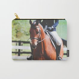 Trotting Gradient Carry-All Pouch