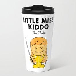 Little Miss Kiddo Travel Mug