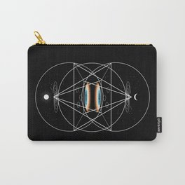 Tetrahedral Theory Carry-All Pouch